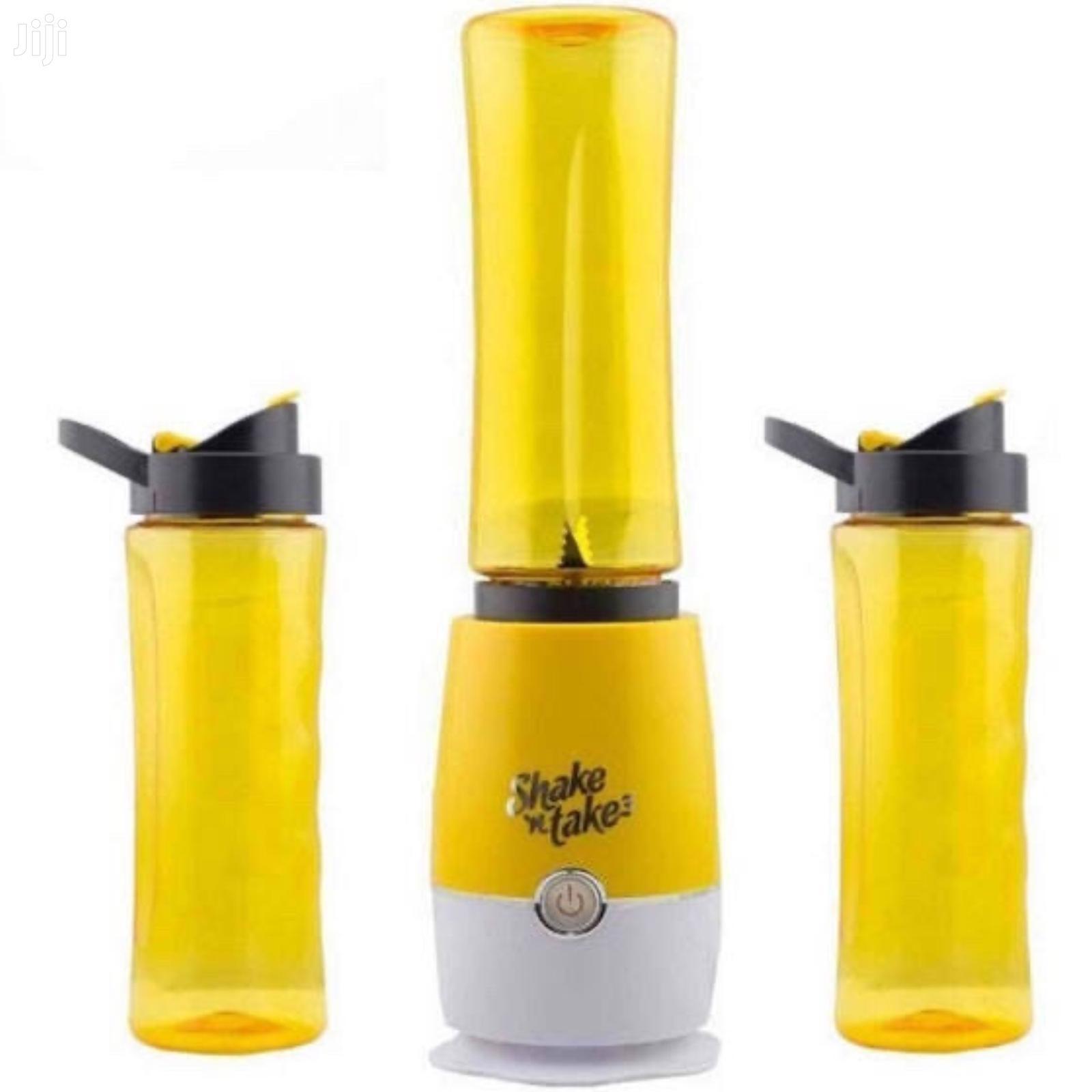 Mini Juice Blender With Bottle