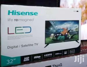 New Hisense Flat Screen Tv 32 Inches   TV & DVD Equipment for sale in Central Region, Kampala