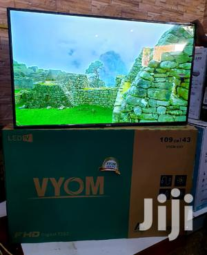 New Vyom LED TV 43 Inches | TV & DVD Equipment for sale in Central Region, Kampala