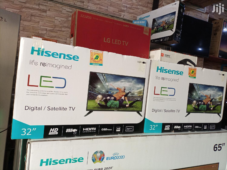 Hisense LED 32 Inches Digital/Satellite Flat Screen Tv.