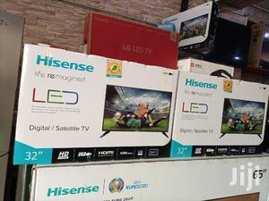 Hisense LED 32 Inches Digital/Satellite Flat Screen Tv. | TV & DVD Equipment for sale in Central Region, Kampala