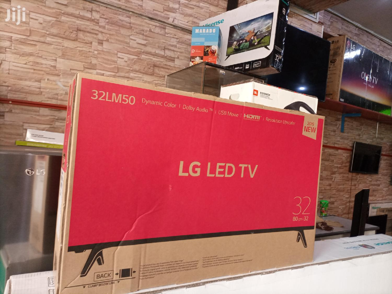 New LG 32 Inches LED Digital/Satellite Flat Screen TV