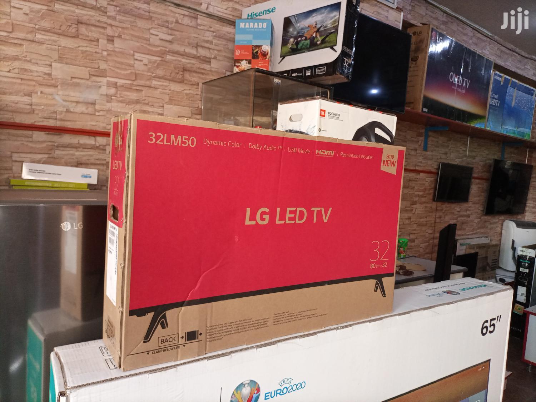 New LG 32 Inches LED Digital/Satellite Flat Screen TV   TV & DVD Equipment for sale in Kampala, Central Region, Uganda