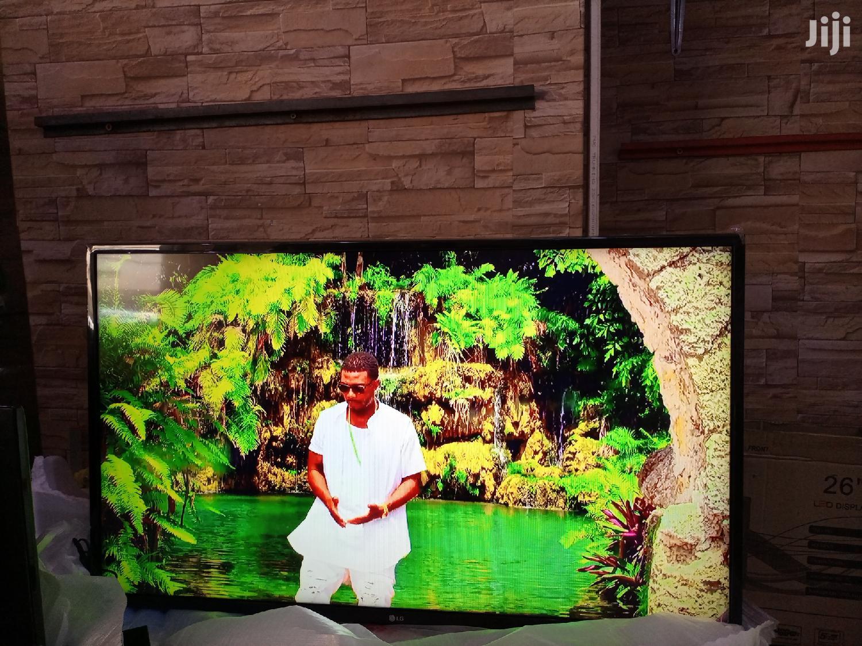 Original LG LED Digital Satellite Flat Screen TV 32 Inches | TV & DVD Equipment for sale in Kampala, Central Region, Uganda