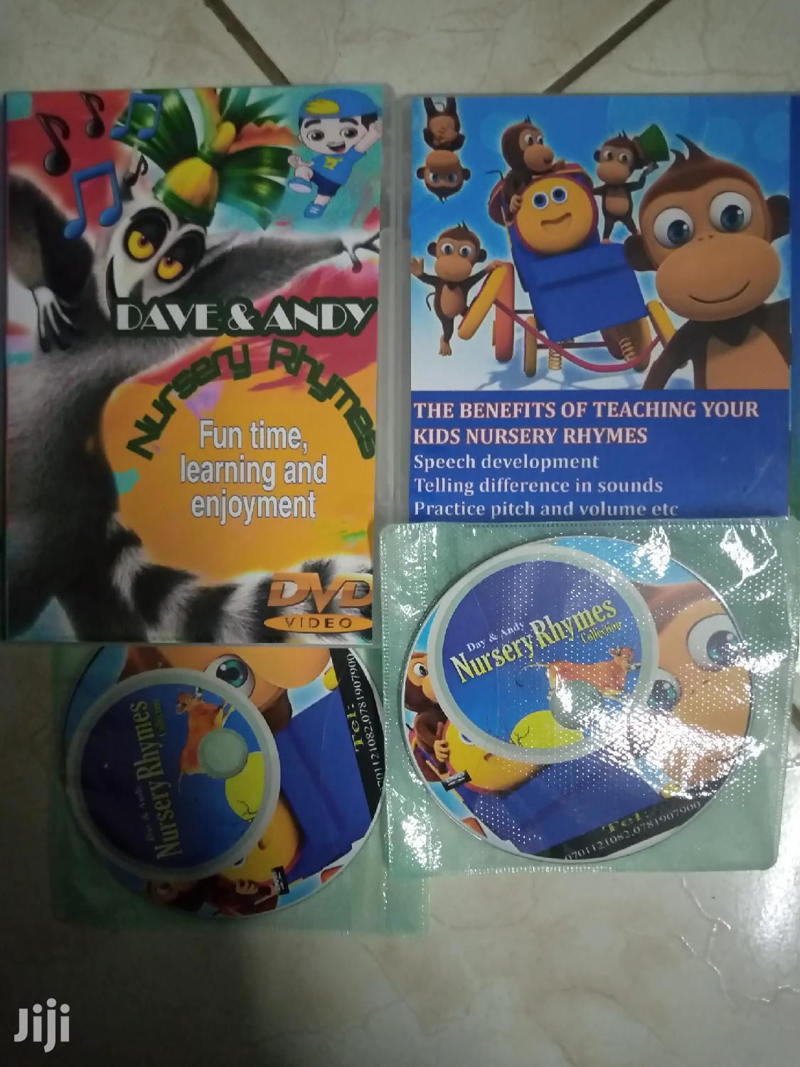 Baby Class Nursery School Rhymes Music Lessons CD | CDs & DVDs for sale in Kampala, Central Region, Uganda