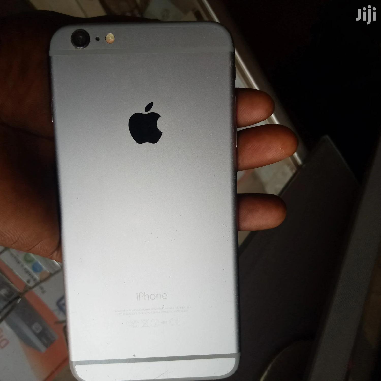 Archive: Apple iPhone 6s Plus 64 GB Gray