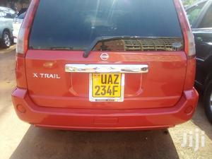 Nissan X-Trail 2002 Red
