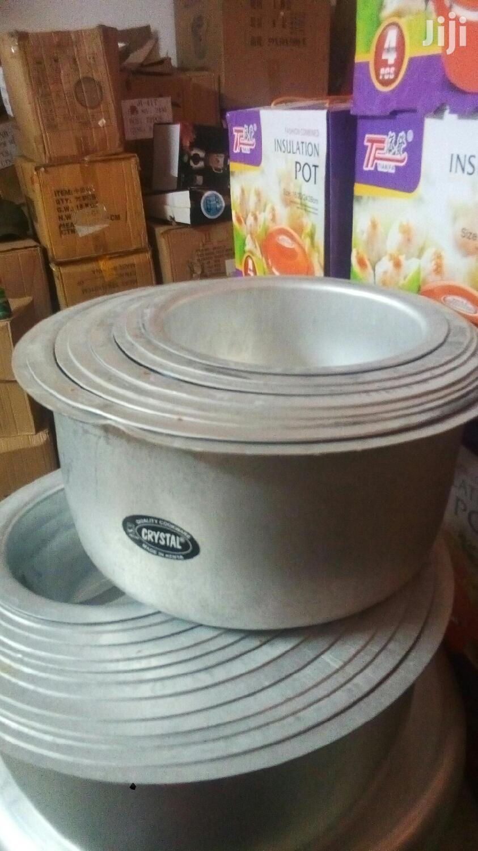 Archive: 8pcs Crystal Sauce Pans