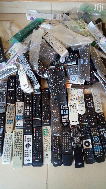 Archive: Remote Controls