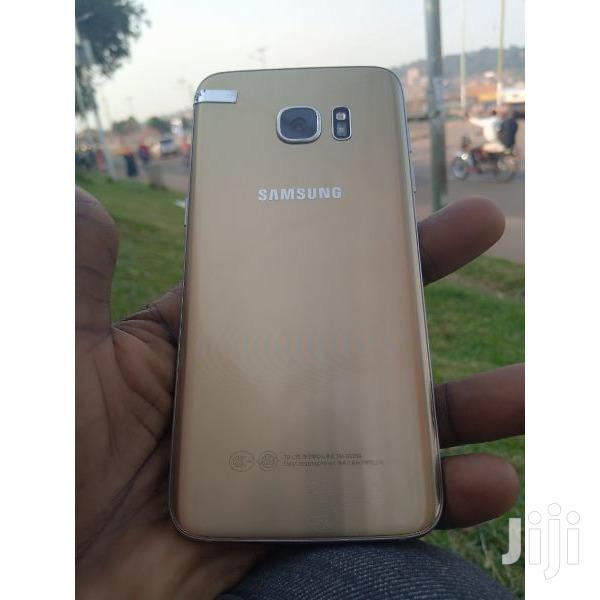 Samsung Galaxy S7 edge 64 GB Silver   Mobile Phones for sale in Kampala, Central Region, Uganda