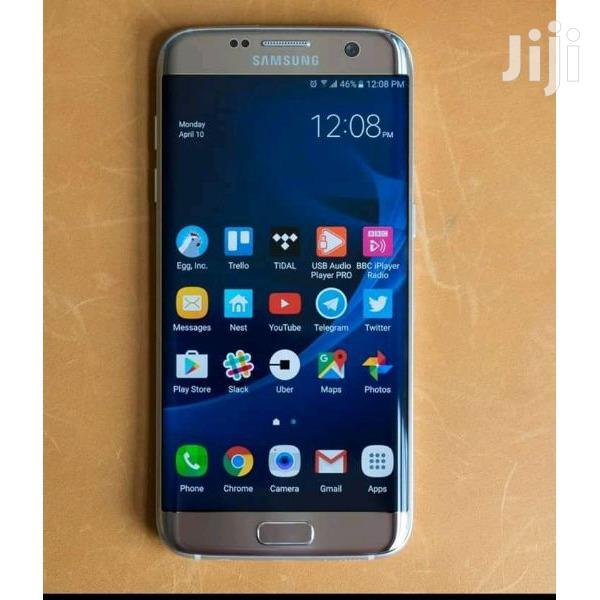 Samsung Galaxy S7 edge 64 GB Silver