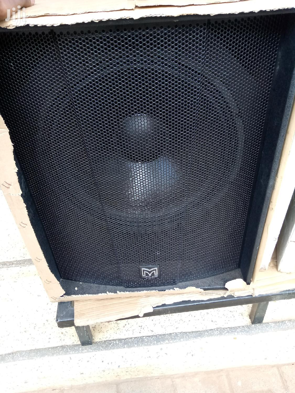 Martin Audio Single Bass | Audio & Music Equipment for sale in Kampala, Central Region, Uganda