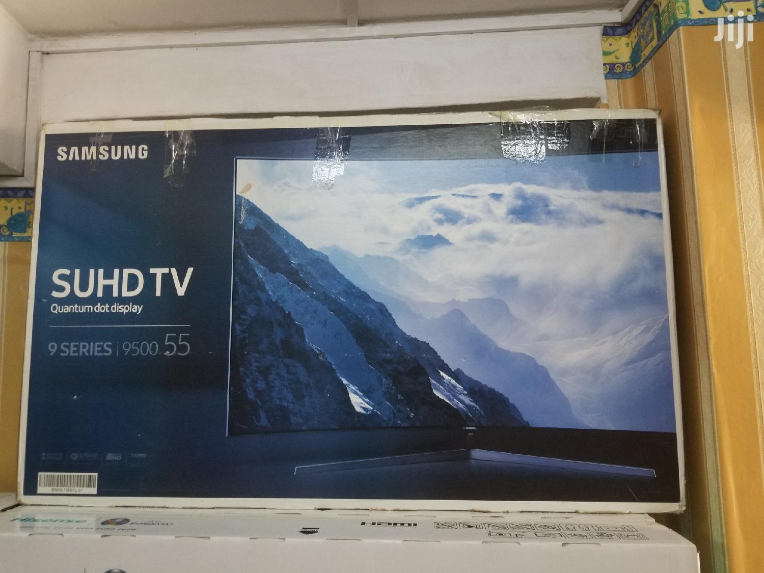 Brand New Samsung 55inches QLED Series 9 Curved