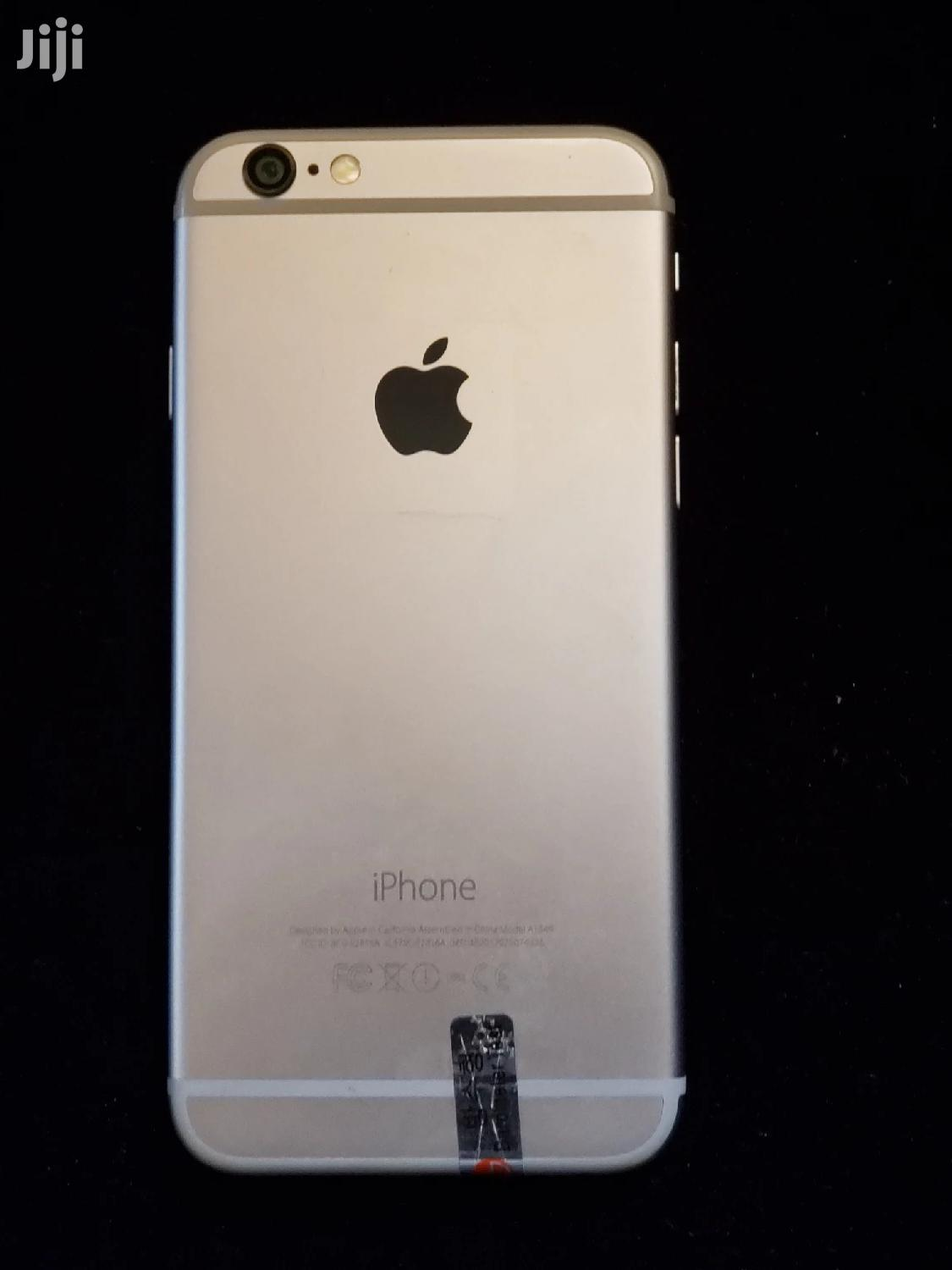 Apple iPhone 6 64 GB Silver