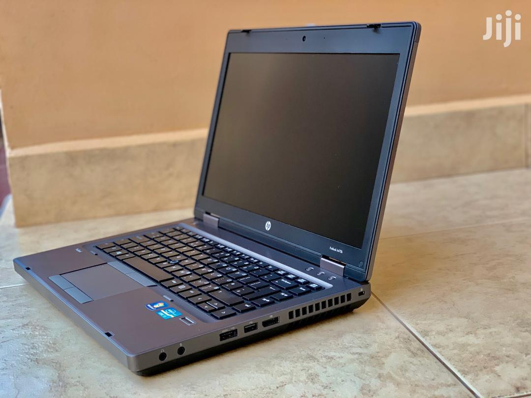 Laptop HP ProBook 6460B 4GB Intel Core I5 HDD 500GB | Laptops & Computers for sale in Kampala, Central Region, Uganda