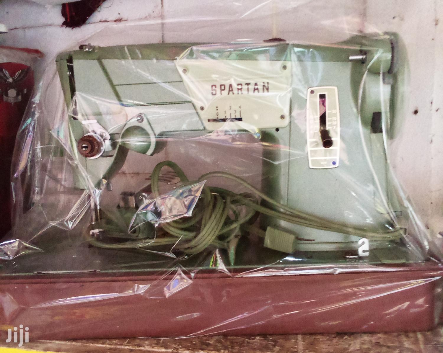 Archive: Singer Original Sparta Electronic Sewing Machine