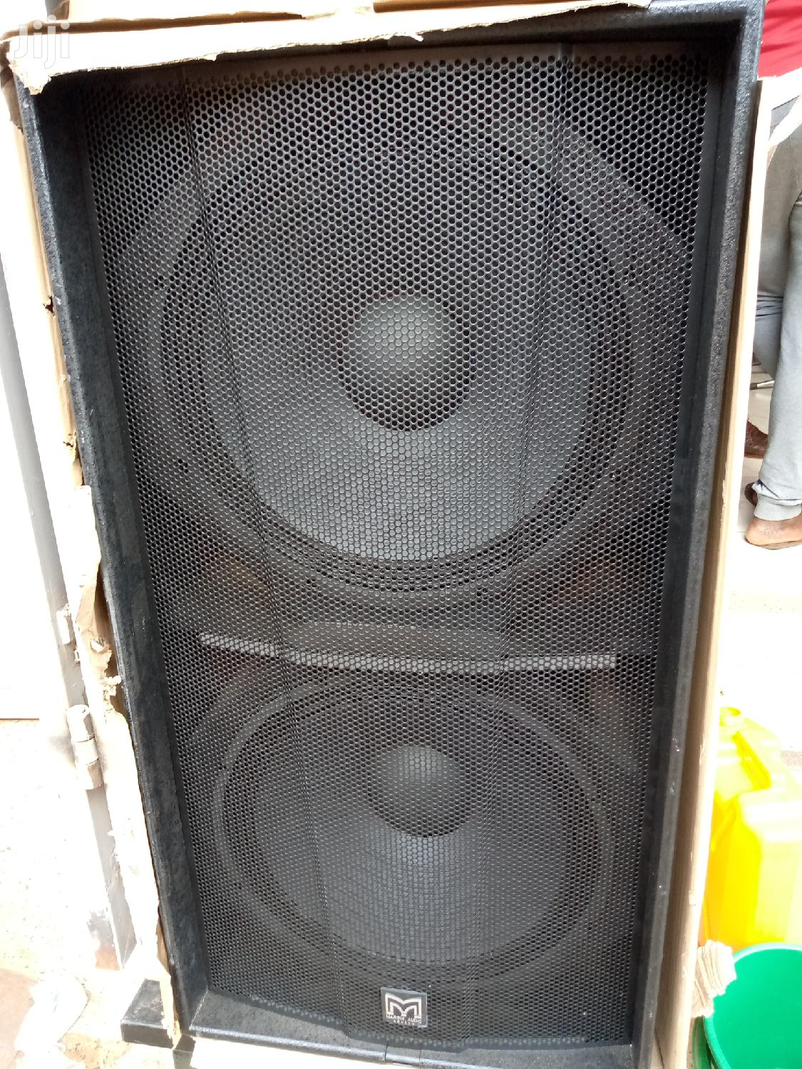 Martin Audio Double Bass Speaker