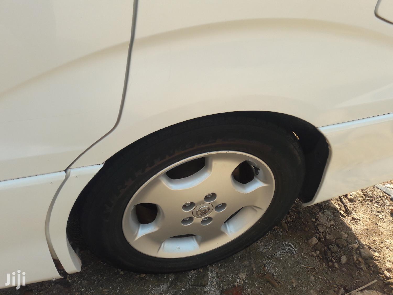 Archive: Toyota Alphard 2004 White