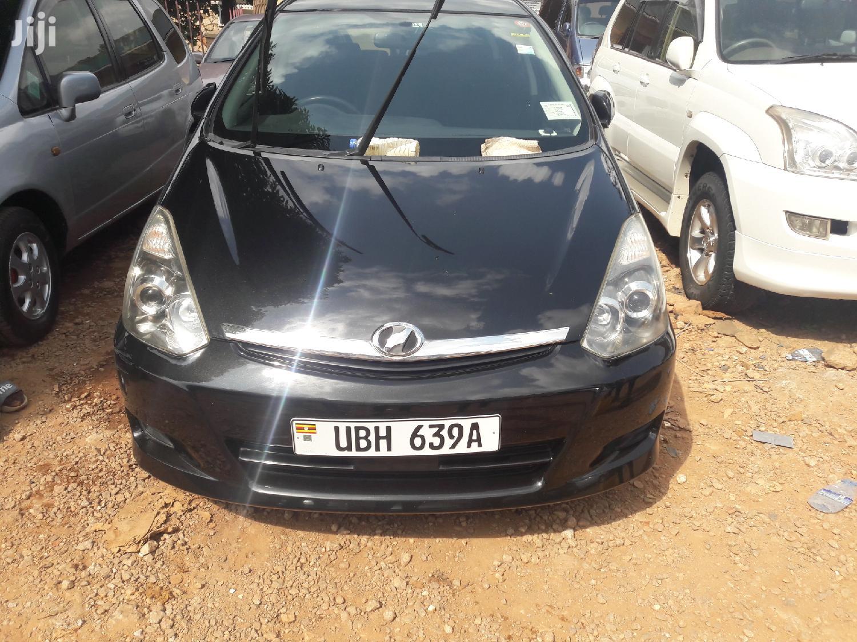 Toyota Wish 2004 Black | Cars for sale in Kampala, Central Region, Uganda
