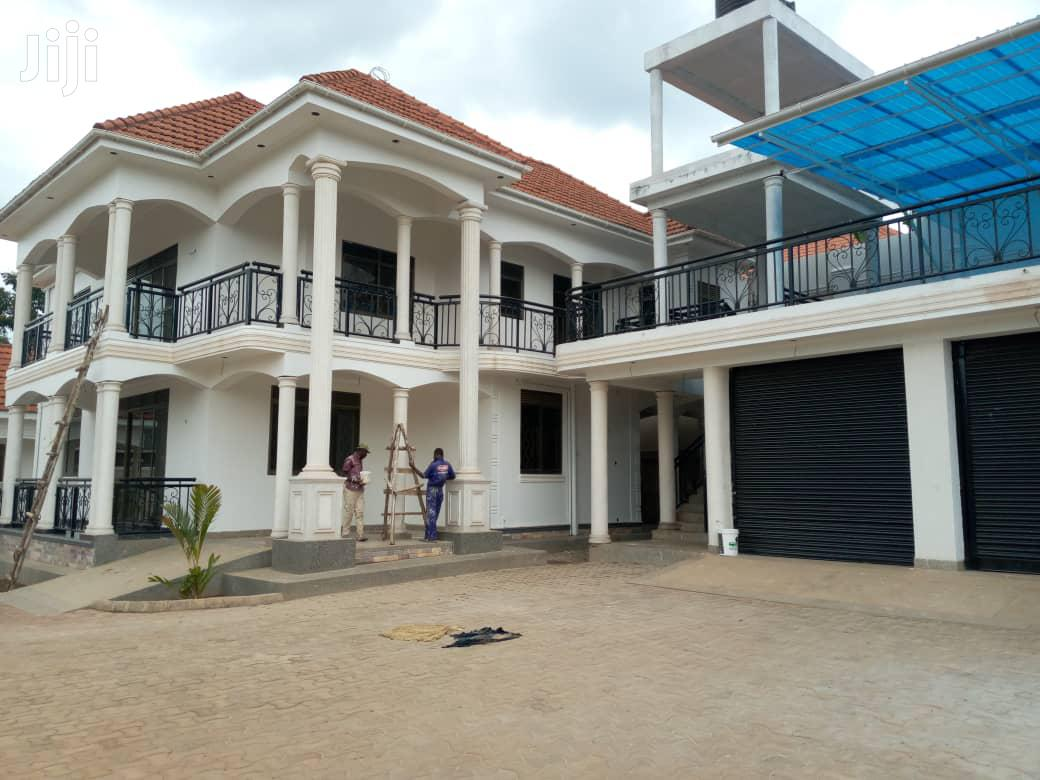 Seven Bedroom House For Sale Mukono With Ready Land Title