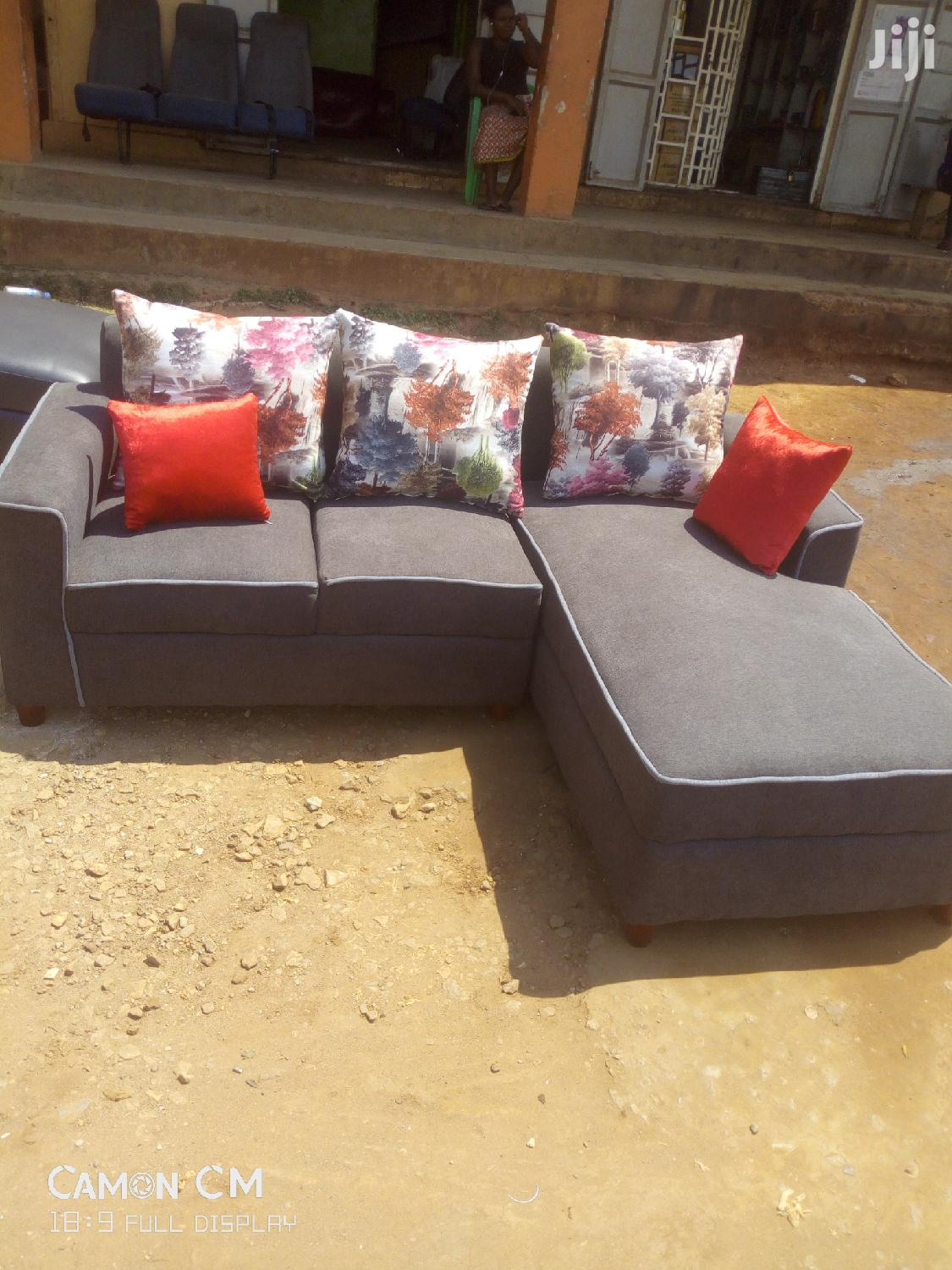 5 Seater L Shaped Sofa