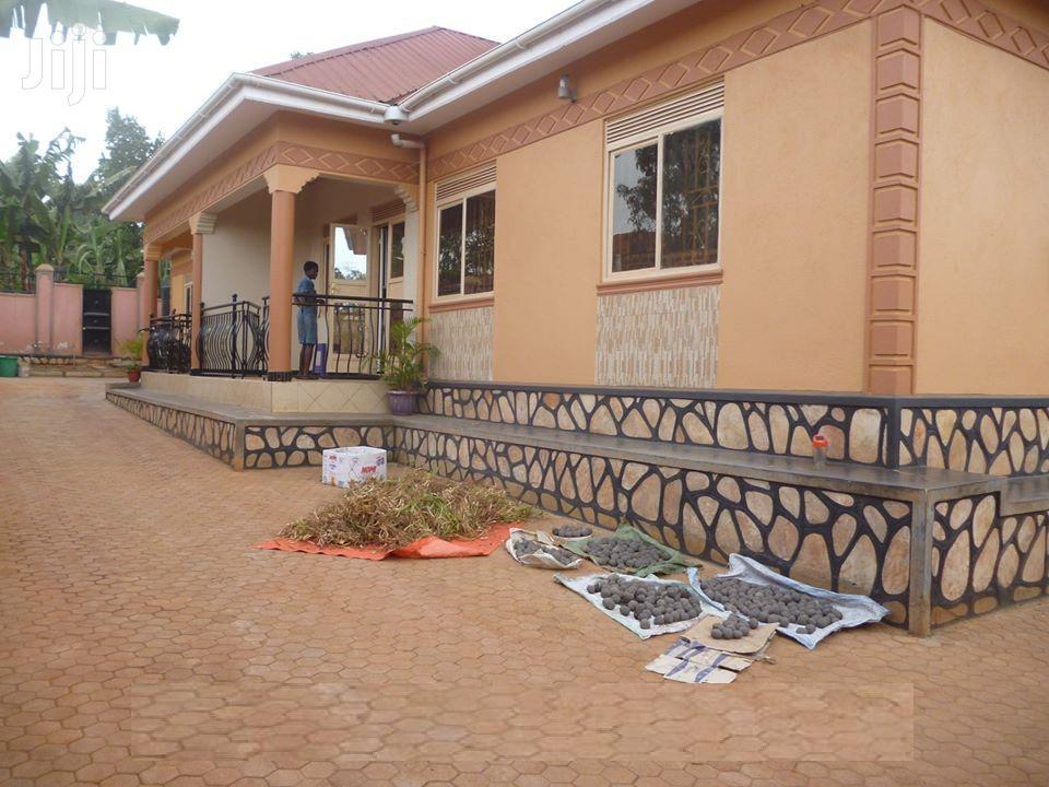 Sonde Jinja Misidye 3 Bedroom House For Rent