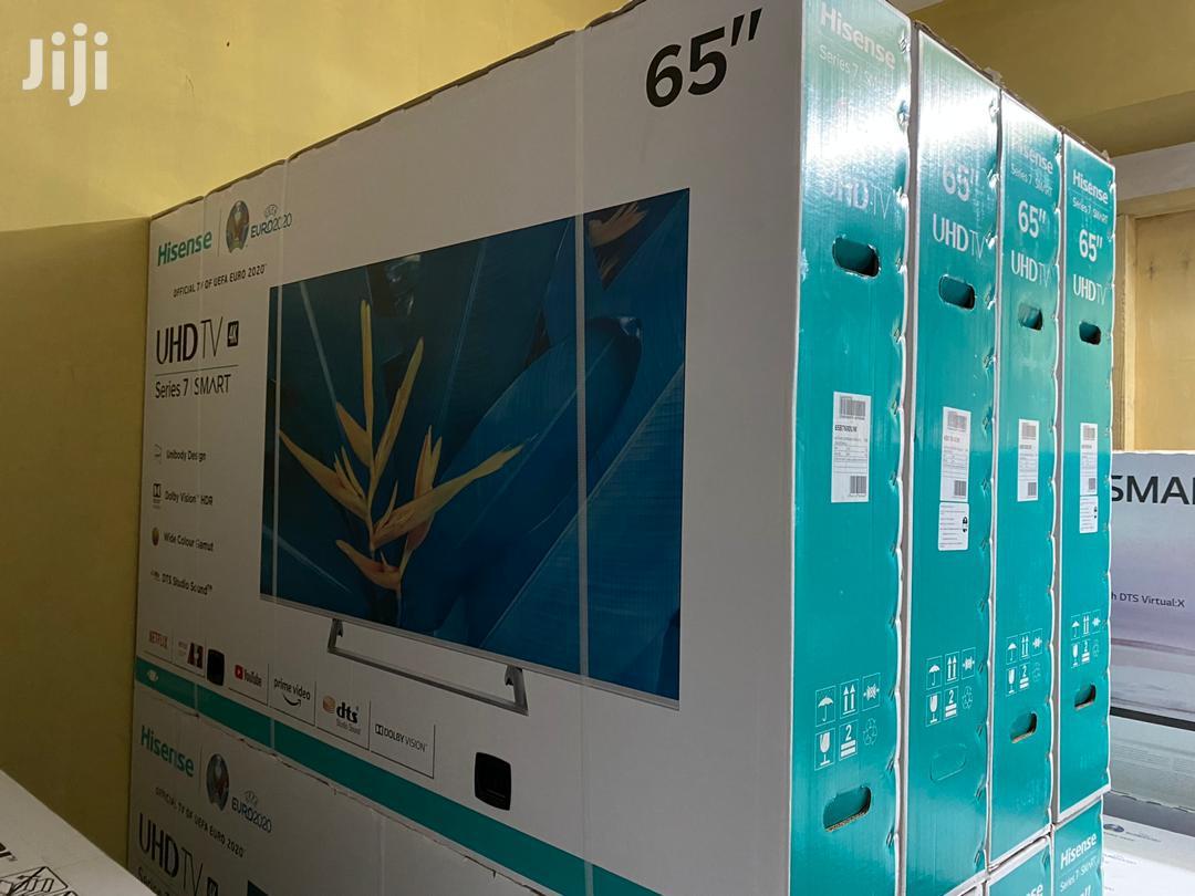 Hisense 65 4K Smart LED