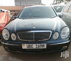 Mercedes-Benz E240 2006 Black   Cars for sale in Central Region, Kampala
