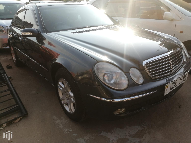 Mercedes-Benz E240 2006 Black | Cars for sale in Kampala, Central Region, Uganda