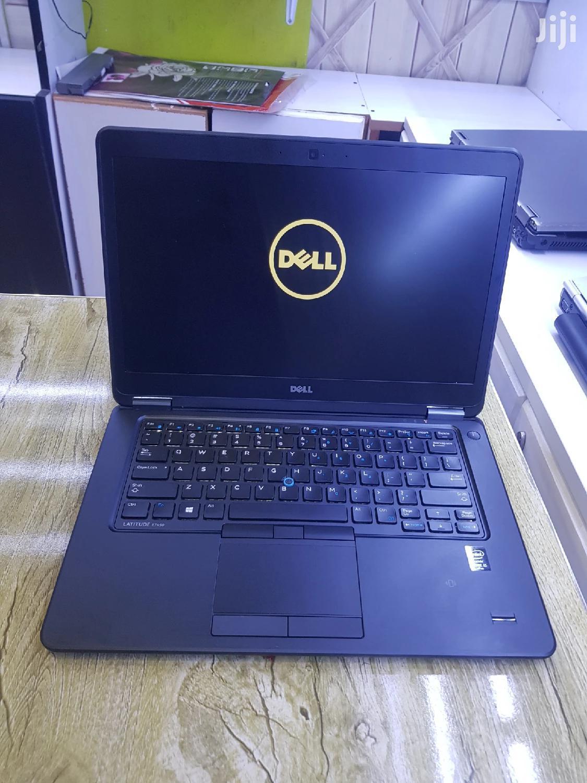 Laptop Dell Latitude E7450 4GB Intel Core I5 SSD 256GB | Laptops & Computers for sale in Kampala, Central Region, Uganda