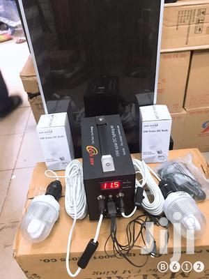 Solar 15w Solar Dc Lighting Kit