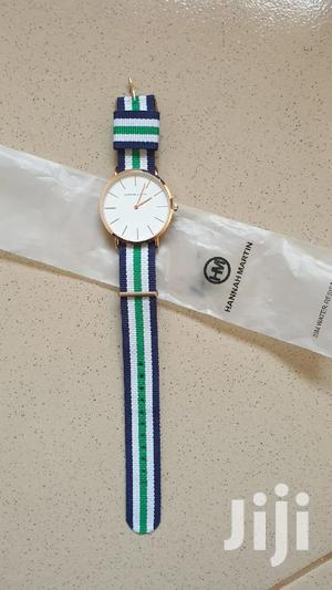Hannah Martin Sleek Watch