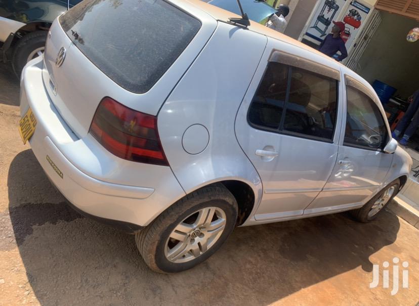 Volkswagen Golf 1998 Silver In Kampala Cars Murenju Andrew Jiji Ug For Sale In Kampala Buy Cars From Murenju Andrew On Jiji Ug