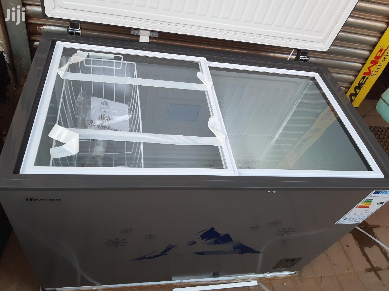 Hisense 400litres Chest Freezer | Kitchen Appliances for sale in Kampala, Central Region, Uganda