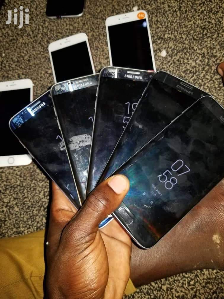 Samsung Galaxy S7 edge 128 GB Black | Mobile Phones for sale in Kampala, Central Region, Uganda