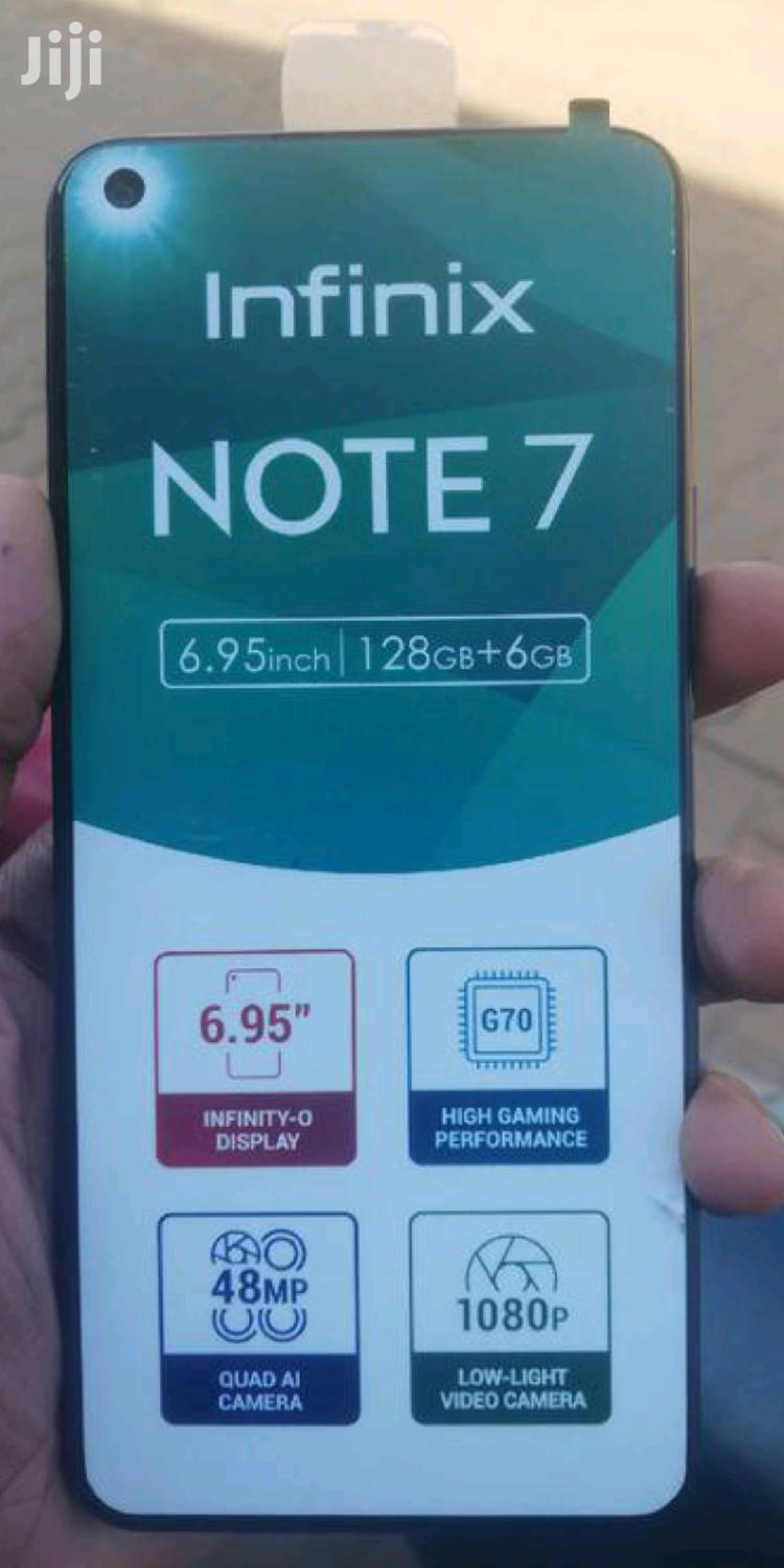 New Infinix Note 7 Lite 128 GB