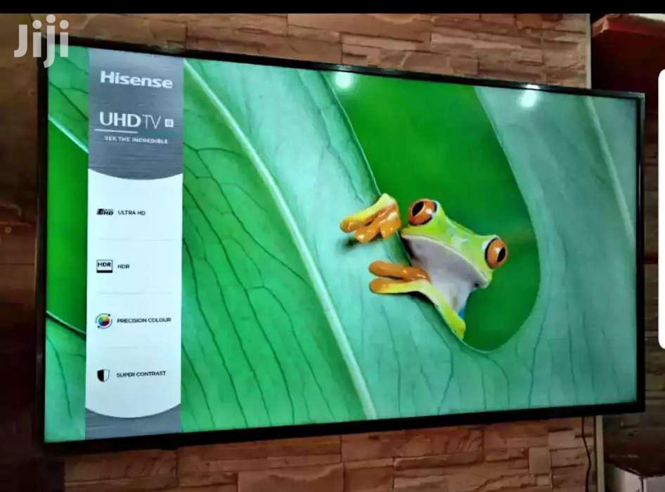 New 50inches Hisense Smart UHD 4k TV
