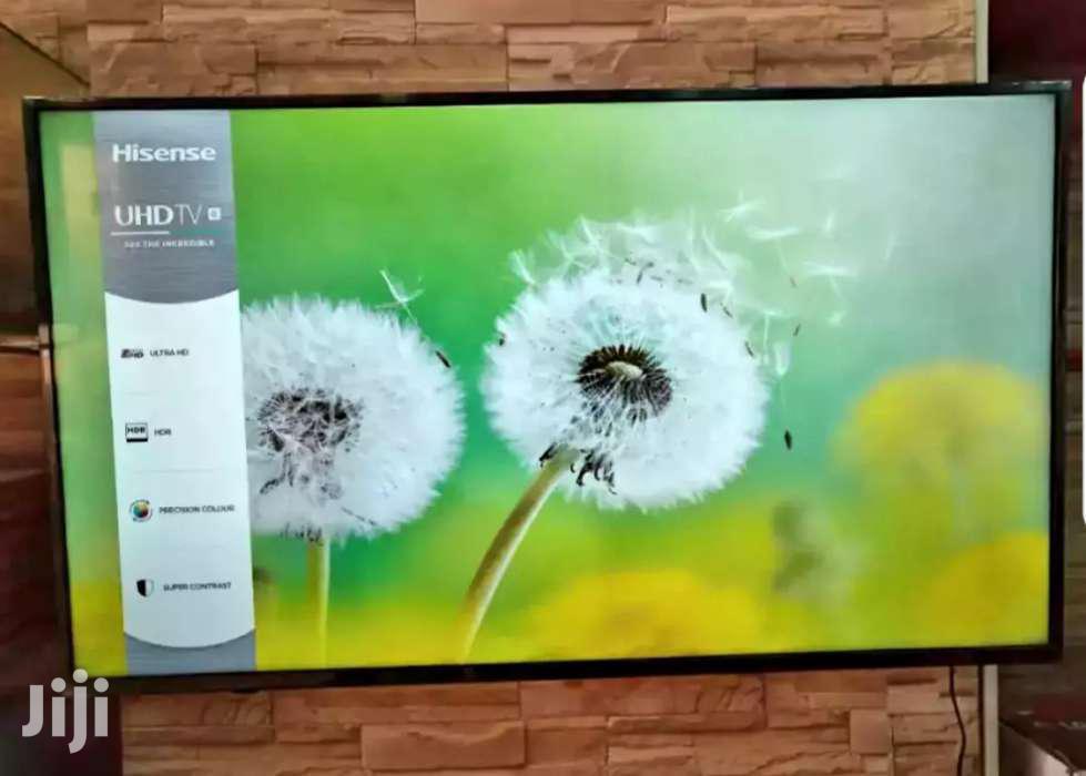 New 50inches Hisense Smart UHD 4k TV | TV & DVD Equipment for sale in Kampala, Central Region, Uganda