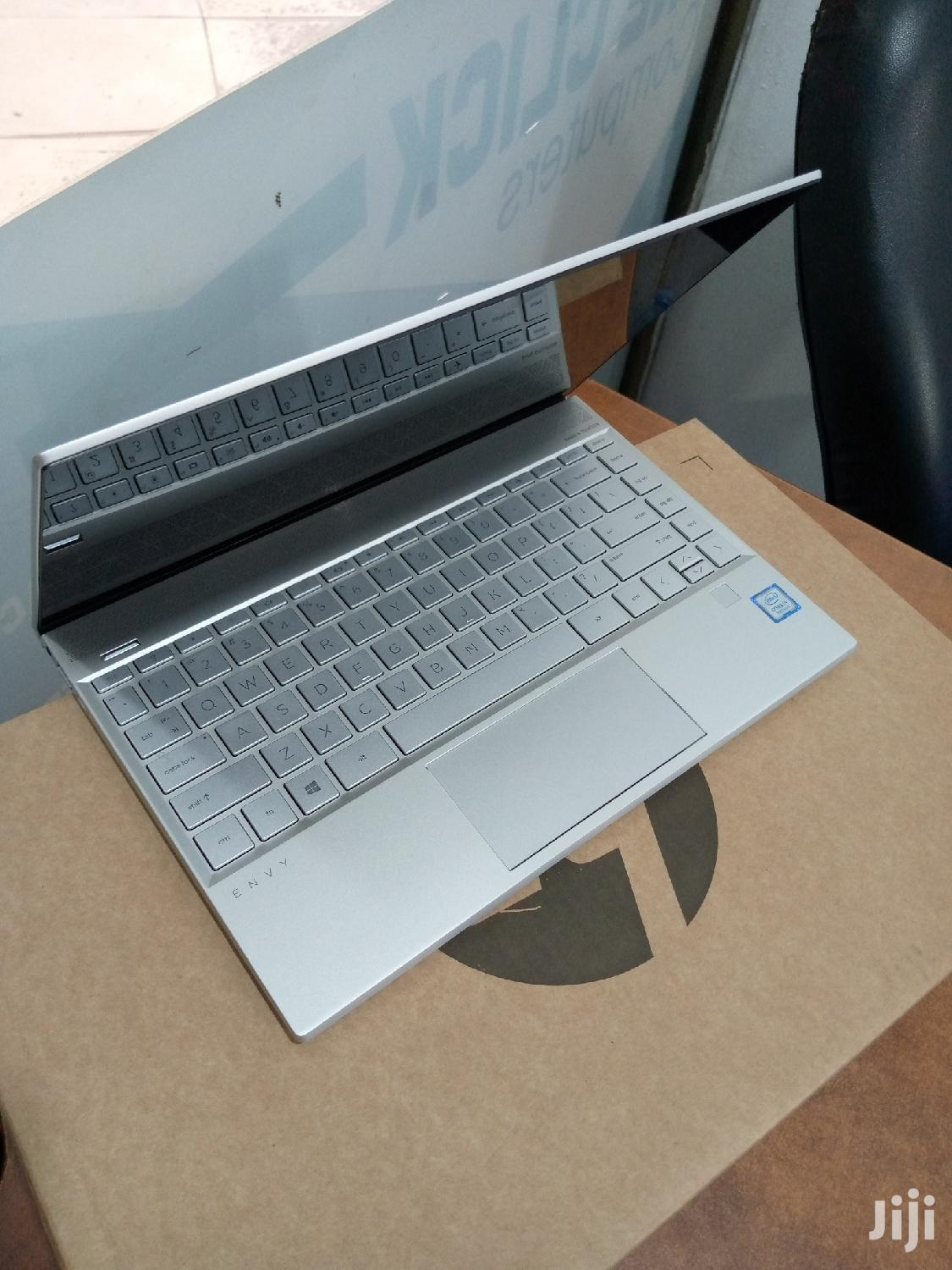New Laptop HP Envy 13 8GB Intel Core I5 SSHD (Hybrid) 256GB | Laptops & Computers for sale in Kampala, Central Region, Uganda