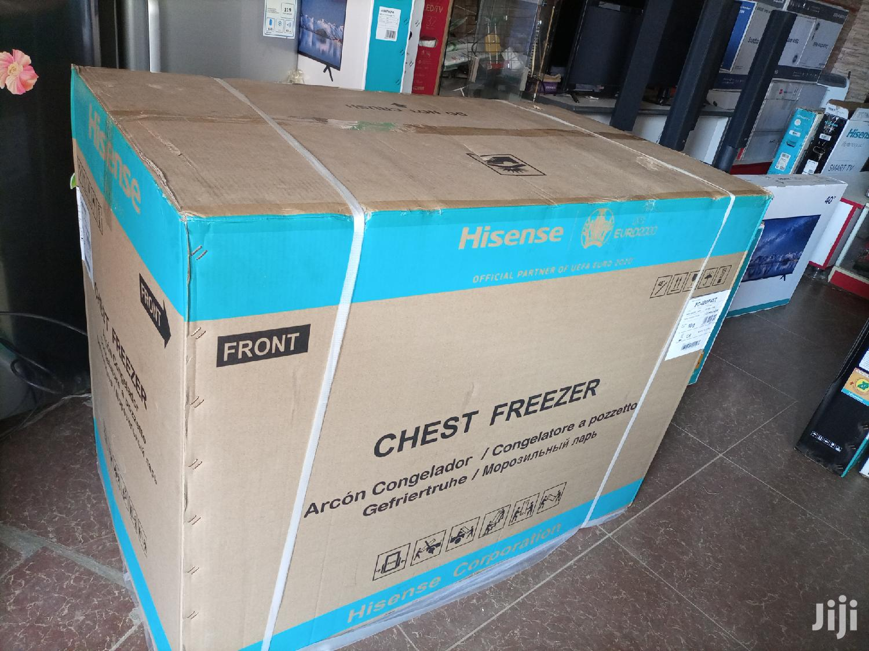 Hisense 400 Litres Chest Freezer. | Kitchen Appliances for sale in Kampala, Central Region, Uganda