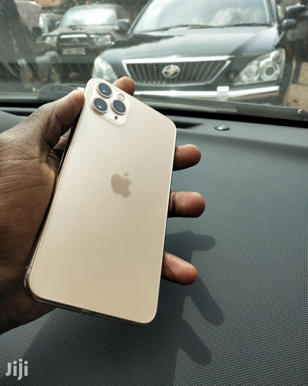 Archive: Apple iPhone 11 Pro Max 512 GB Gold