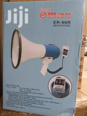 Max Megaphone   Audio & Music Equipment for sale in Central Region, Kampala
