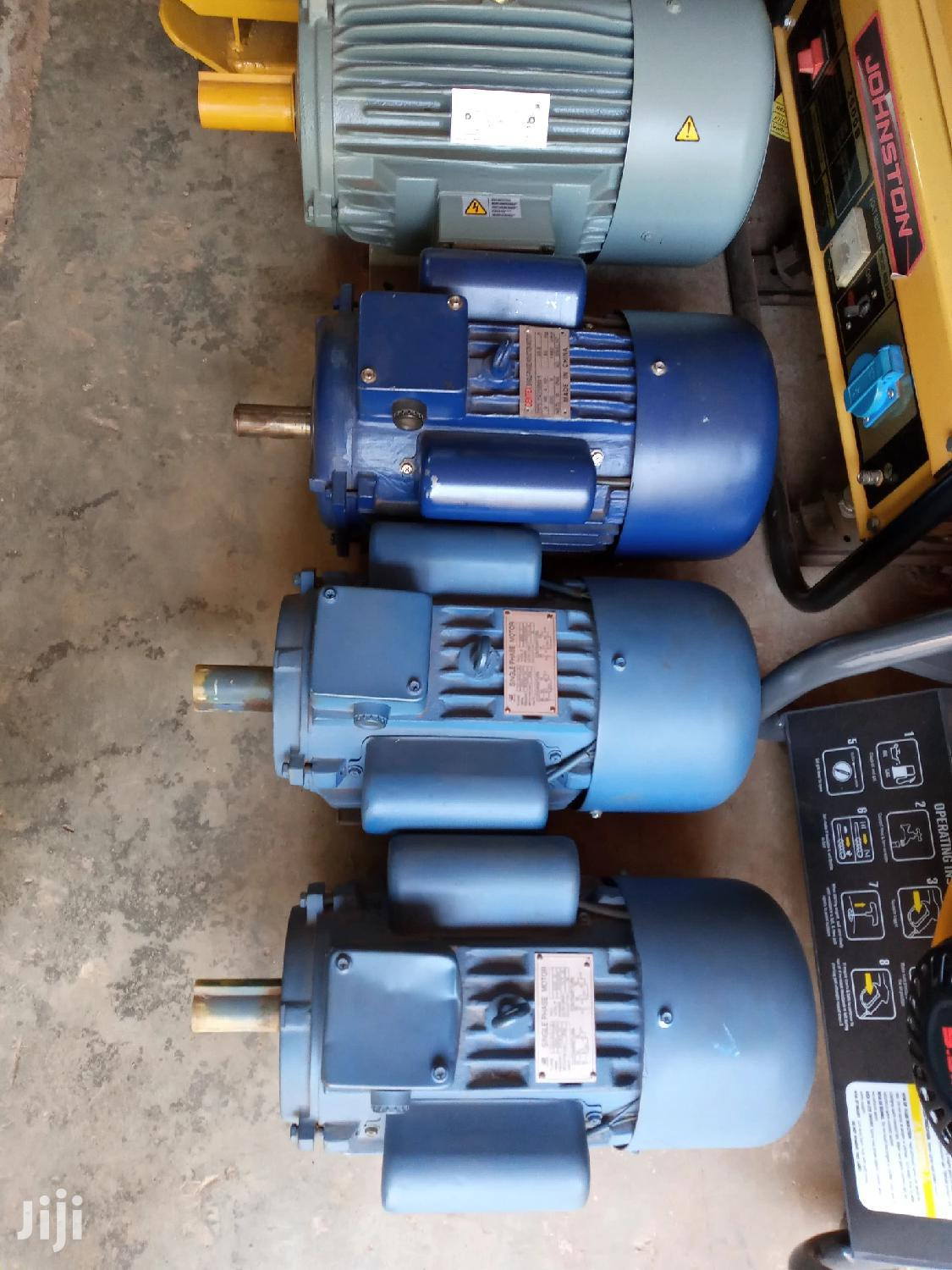 Motors For Agricultural Use And Other
