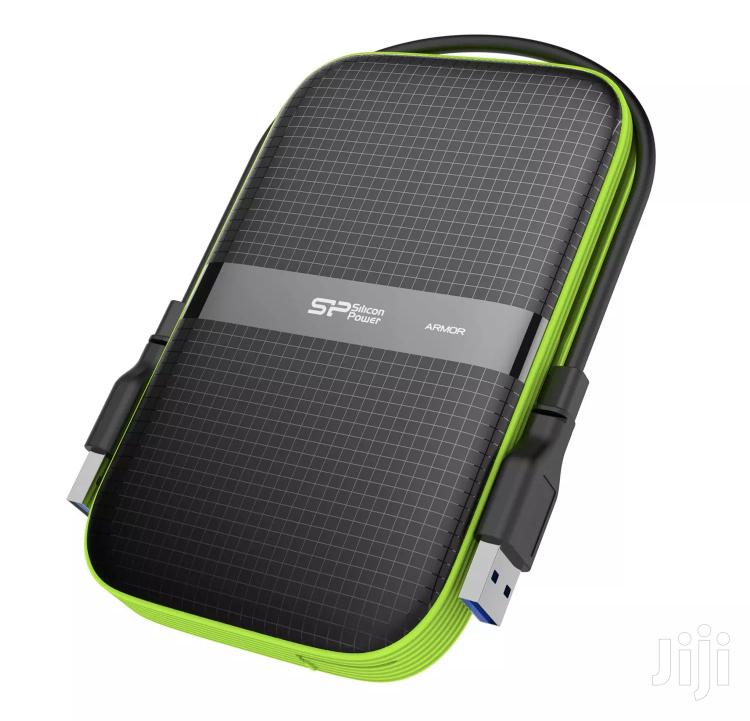 Archive: Silicon Power 1TB Black Rugged Portable External Hard Drive