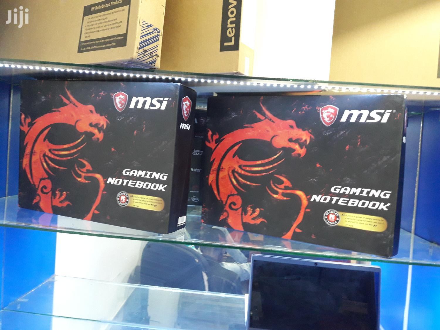 New MSI GS63 7RE Stealth Pro 16GB Intel Core i7 SSHD (Hybrid) 1T | Laptops & Computers for sale in Kampala, Central Region, Uganda