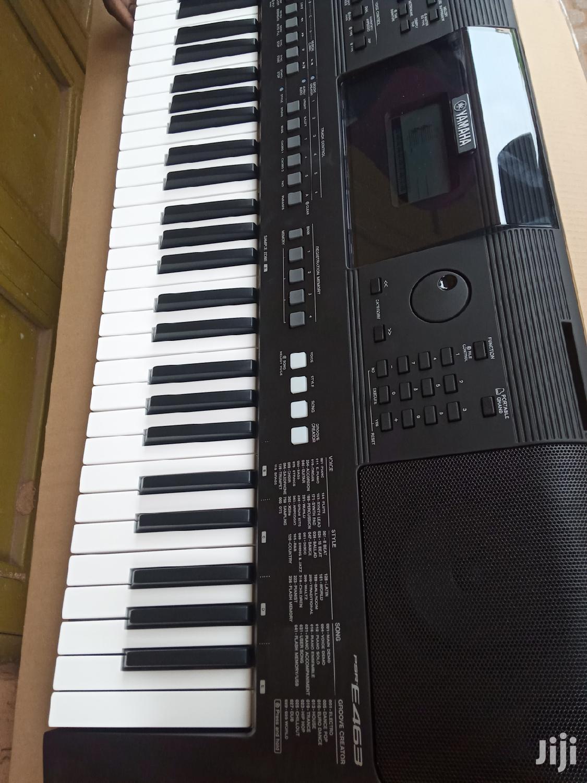 Yamaha Keyboard PSR E 463 With Flash Port