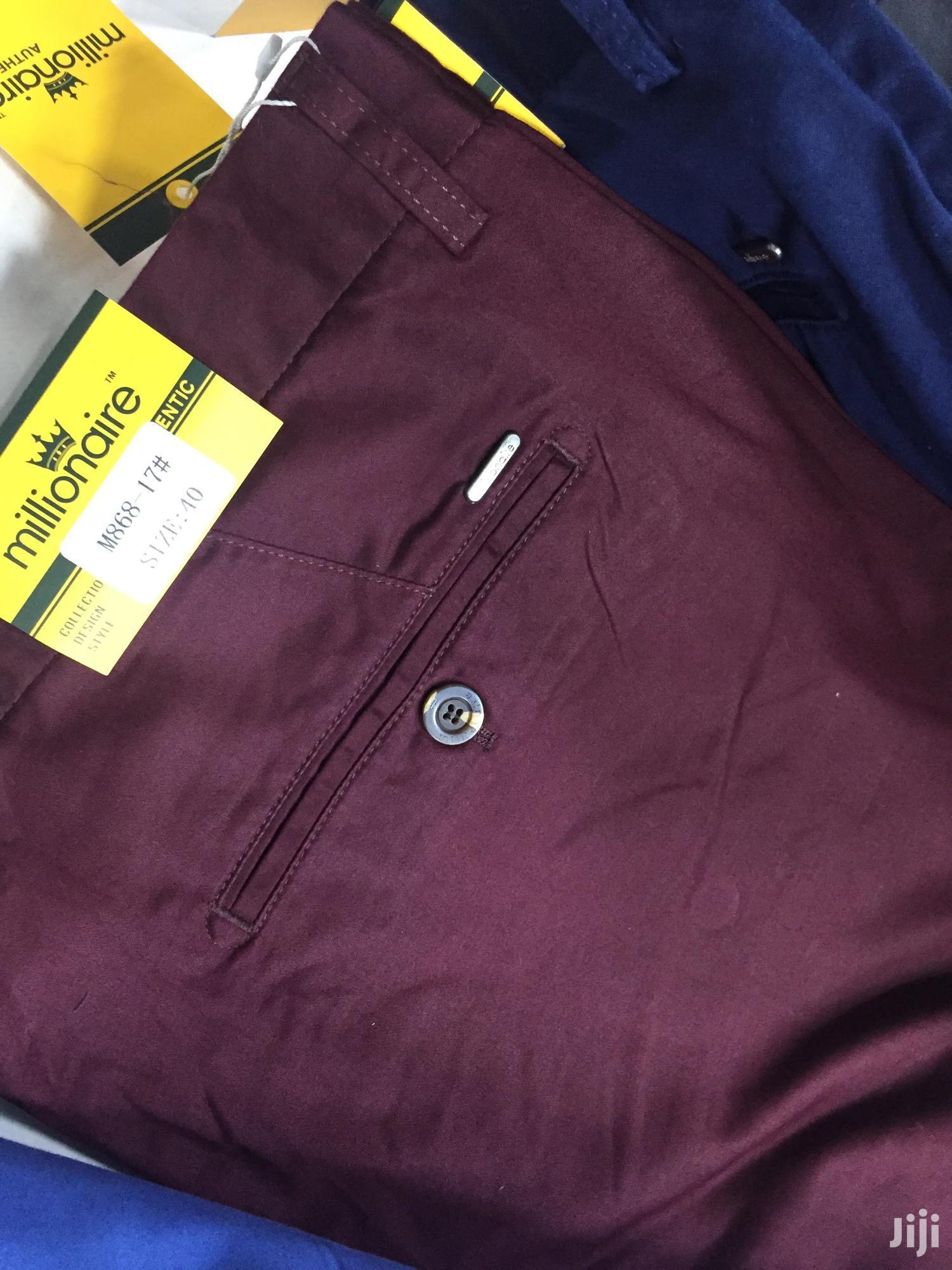 Archive: Men's Trousers