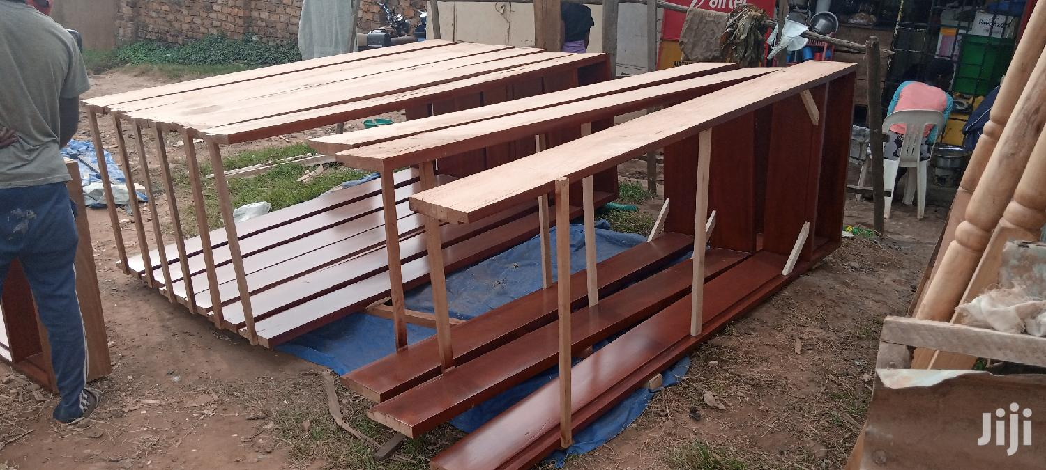 Mahogany Door Frames | Doors for sale in Kampala, Central Region, Uganda