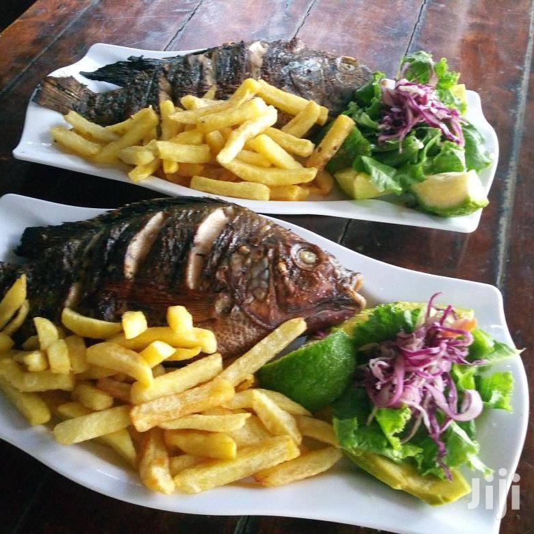 Fresh Deep Fried Fish   Meals & Drinks for sale in Kampala, Central Region, Uganda