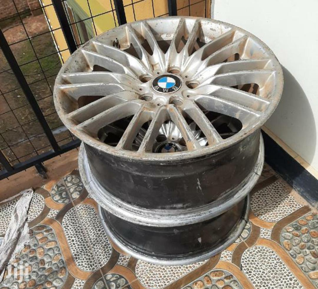 BMW Complete Rims. Size 18 | Vehicle Parts & Accessories for sale in Kampala, Central Region, Uganda
